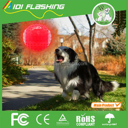 new promotion led juggling ball bouncing ball