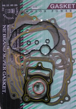 Motorcycle cylinder gasket spare parts for honda cg 125