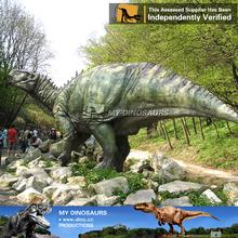 MY Dino-V14 Amusement park Animatronic foam dinosaur