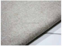 Copy wool herringbone fabric for costume /100% polyester herringbone fabric