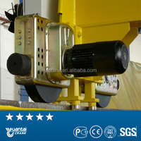 Yuantai overhead crane daily inspection checklist