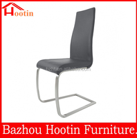 wholesale cheap high quality modern high back leather dinner chair