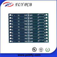 PCB design for power amplifier circuit board