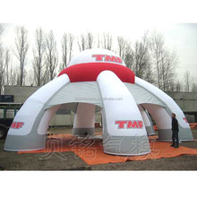30' custom Inflatable advertising dome tent
