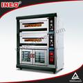 Eléctricos de panadería horno de panadería comercial/herramientas para hornear y horno de equipo/horno eléctrico tostador