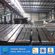 CHS SHS RHS circular Rectangular box steel thin wall steel tubing sizes lightweight steel tubing