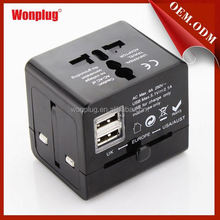 Wholesale top quality universal travel smart adapter