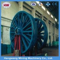 TLG series heavy duty steel hoisting sheave/drilling sheave