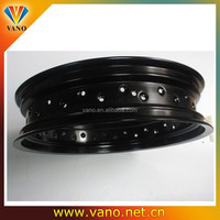 High quality long life T type 40 spokes 17 inch motorcycle rim