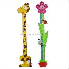 di modo di vendita calda giraffa bambini in schiuma eva crescita grafico