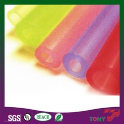 Good quality OEM silicone rubber tube / inflatable silicone rubber sleeving