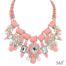110313 The fine and good qulity handmade collar necklace
