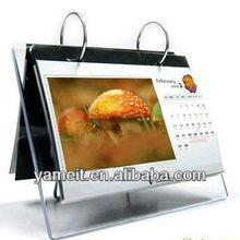 High-grade acrylic photo frame calendar