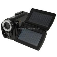 T90 Solar Energy 3.0 inch TFT LCD Screen 16X Zoom DV Digital Video Camera, Interpolation 16.0 Mega Pixels Sensor
