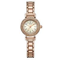 IEKE 018 Fashion Gold Jelly watch 2015 latest ladies wristwatch