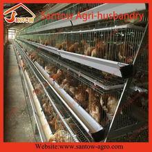 Durable antique multi-tier layer chicken cage