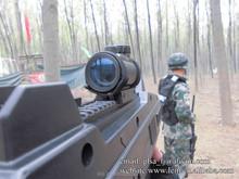professional laser tag gun for war game
