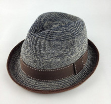 2015 Cheap Polyester & Cotton Fedora Hat
