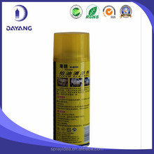 Alibaba china SP-633pitch spray cleaner and detergent chemical