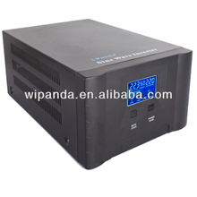 500VA XD solar charger home inverter with external battery extend backup time with AVR and UPS