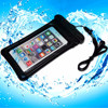 Cheap IPX8 summer beach phone bag waterproof for promotion