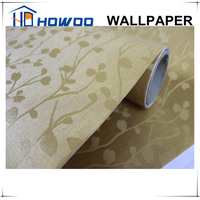 Howoo self-adhesive pvc designs home wall deco wallpapers
