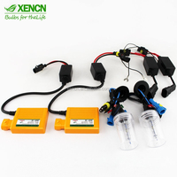 China hid factory DC12V HB3 9005 12V 35W 5500K car hid xenon kits