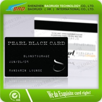 High frequency customized pvc card for membership management