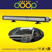 Single row bottom install auto led bar for trcuks 240W high power aluminum led light bar