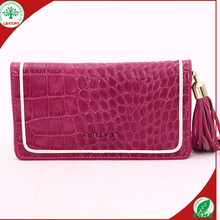 alibaba china hot supplier women fashion ldesign eather wallet purse clutch bag