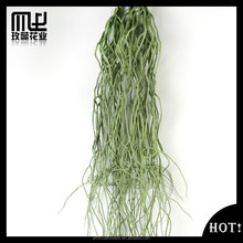 Artificial decorations orchid root rattan