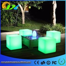 Fantastic Plastic RGB 3d Party Tables and Chairs