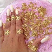 Filigree rings GOLD IN STOCK READY TO SHIP