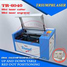 High accuracy cnc co2Laser engraving/cutting machine