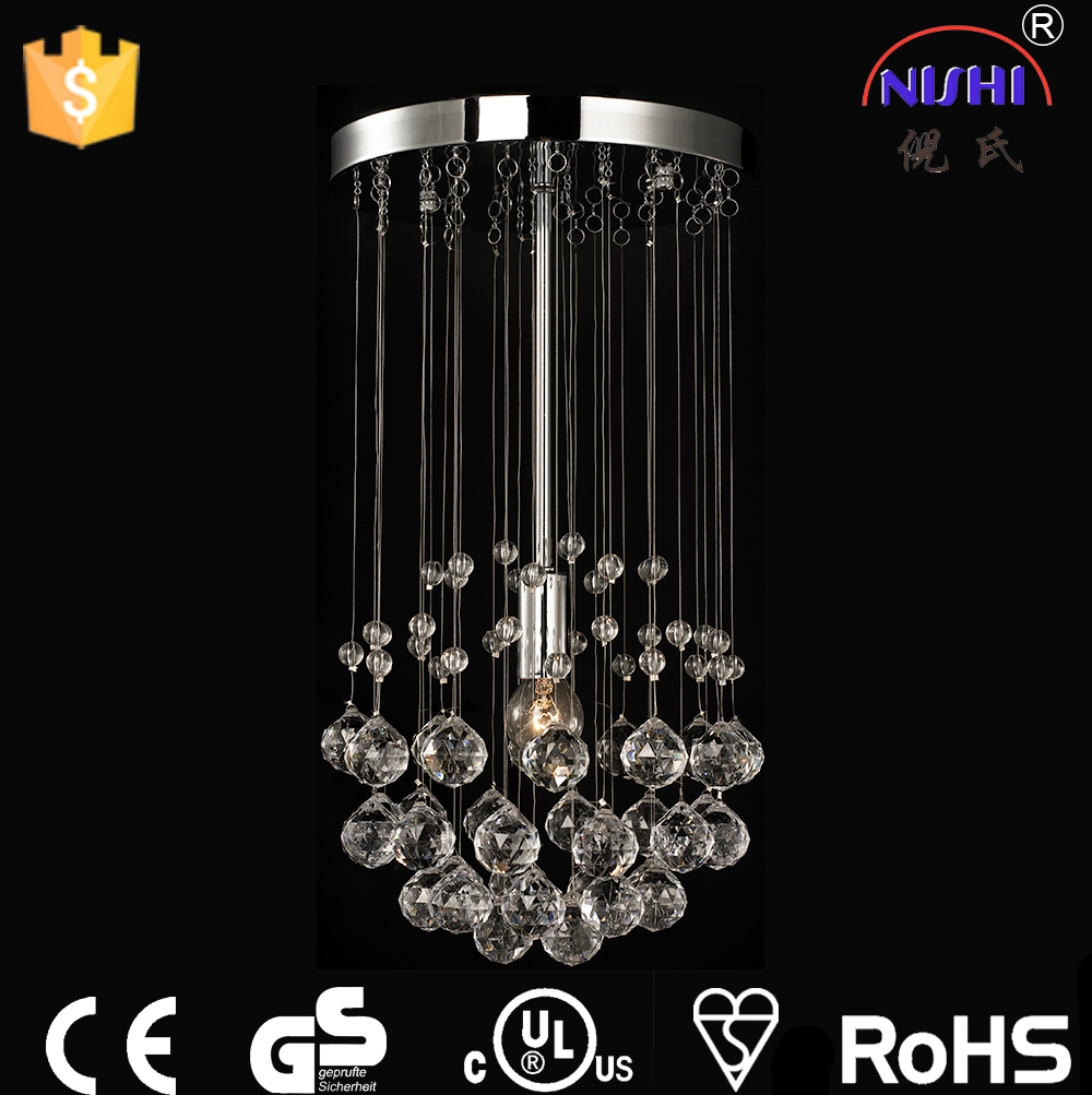 led ceiling light china supplier high quality crystal ceiling light