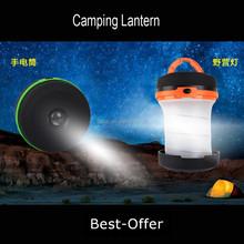 2015 new super bright camping telescopic rotating lamp collapsible multifunction camping lantern, camp lantern led