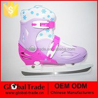 Ice skate for girls and boys IN WINTER