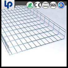China Powder Coating CM50-600-3000 ten years warranty wire mesh cable basket with good quantity
