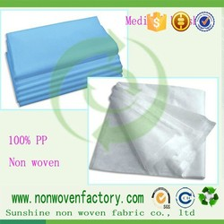 Trending hot products pp spunbond nonwoven fabric disposable mattress cover,bed sheets