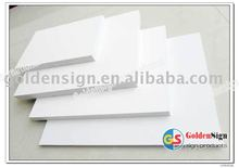 Shanghai Goldensign PVC Sheet for printing&engraving sign industry