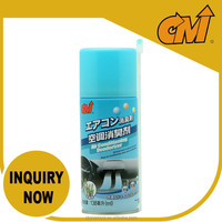 (CM-25309) 138ml CMI Anti-fungal Fresh Air Scent Deodorizer Car Vent Air Conditioning Cleaner