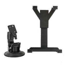 Car Windshield Multifunction Mount Holder for iPad/GPS/DVD/MP4 (Black)