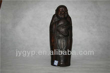 wood carving bamboo carving Buddha sculpture