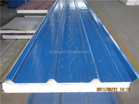 sandwich wall panel polyurethane wall & roof sandwich panel from china supplier