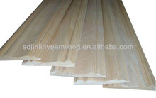A-class rubber wood finger jointed boards and strips