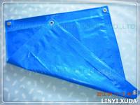 Hot selling blue plastic tarp export to Estonia