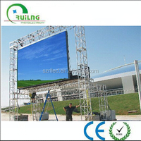 xxxx movies p10 outdoor led display Vivid display