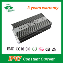 shenzhen factory high quality waterproof IP67 3A led driver 100w Constant Current led compatible transformer