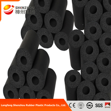 air conditioner insulation materials cold and heat resistant material rubber foam NBR rubber foam hose