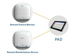 Health product--- telemedicine system Remote Monitoring & Rehabilitation System